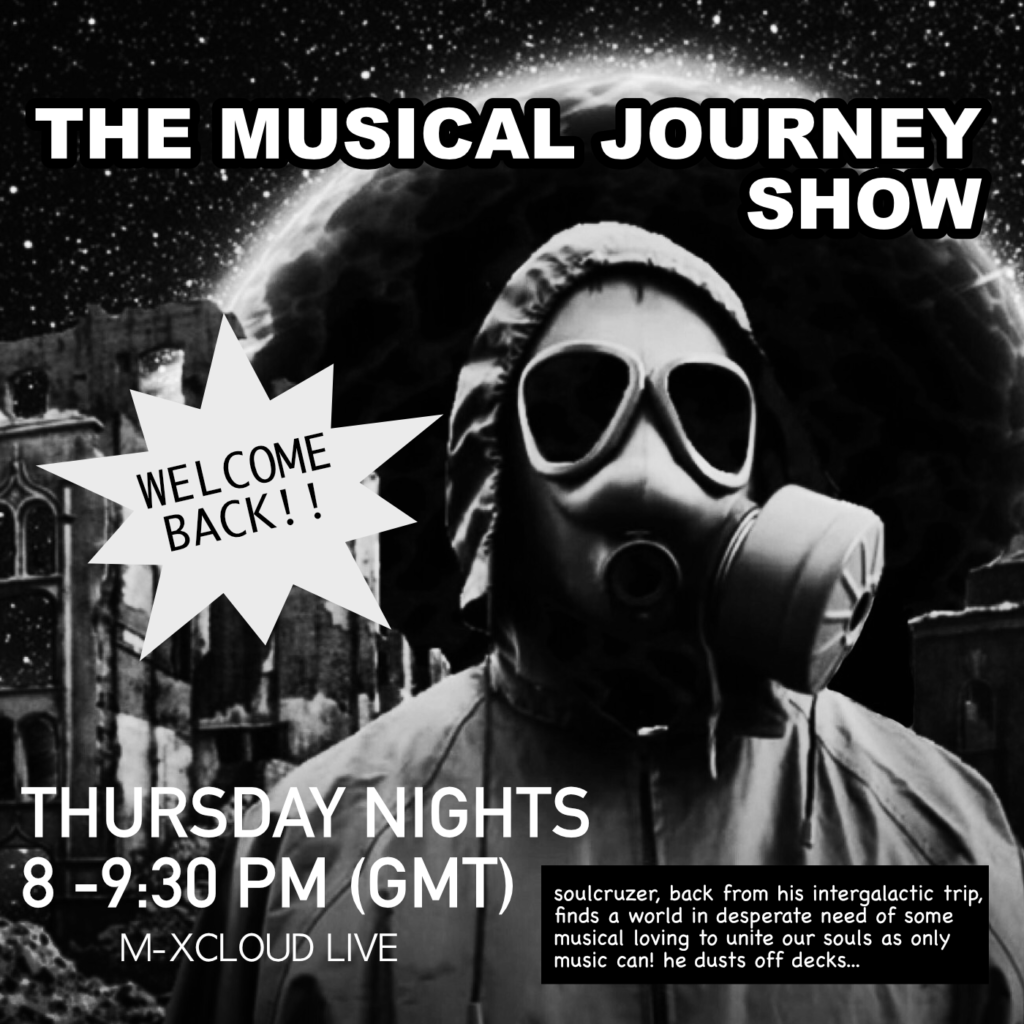 MJ001 The Musical Journey Show (Reboot)
