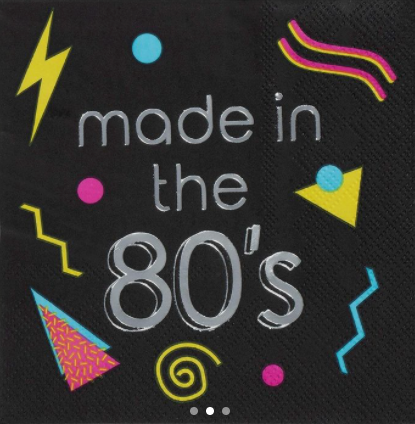 80s Crushes